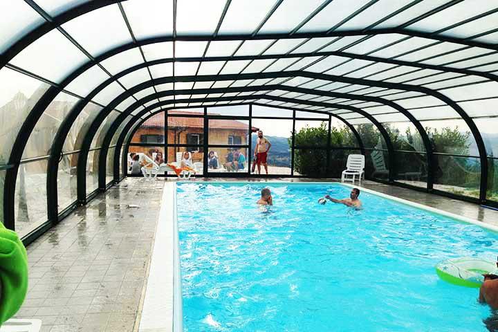 Hotel genova con piscina coperta idee di immagini di casamia - Hotel con piscina abruzzo ...